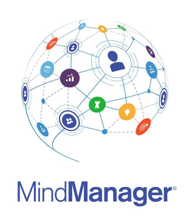 logiciel mindmanager visuel